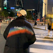 Rainbow Padded Jacket
