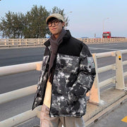 Camouflage Padded Jacket