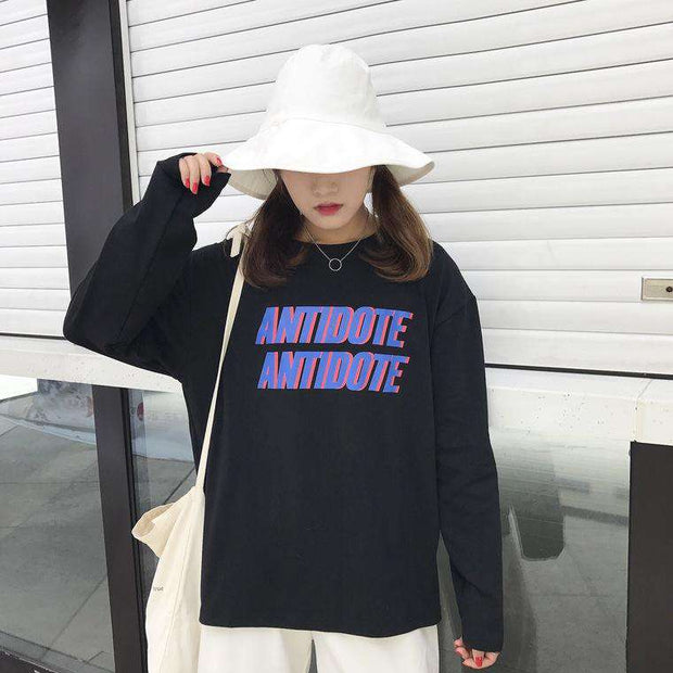 Antidote Long Sleeve Top