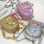 Sparkie Metallic Backpack