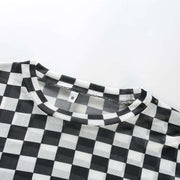 Addison Checkered Crop Top