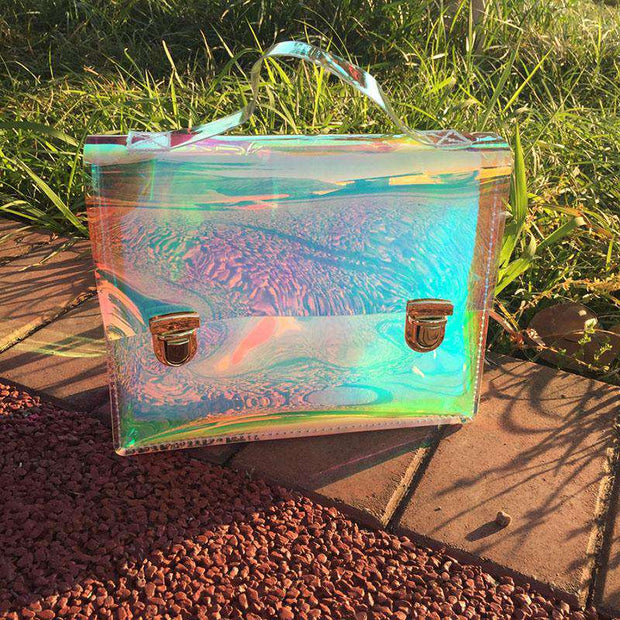 Follow The Light Clutch Bag