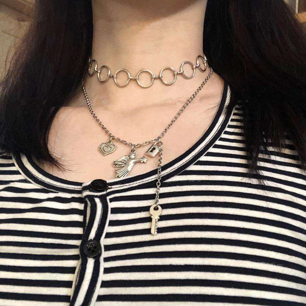 Sydney Charm Necklace