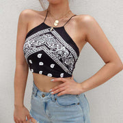 Starr Crop Top