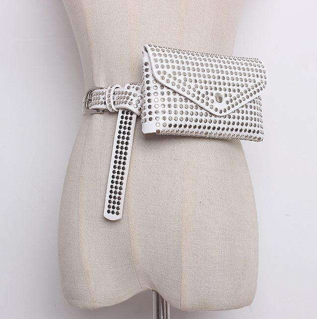 Ching Bling Belt Bag