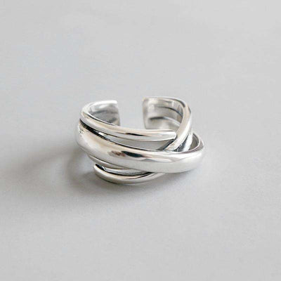 Pollie 925 Sterling Silver Ring