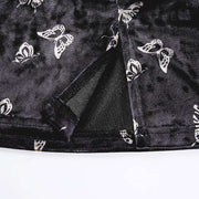 On My Way Butterfly Skirt