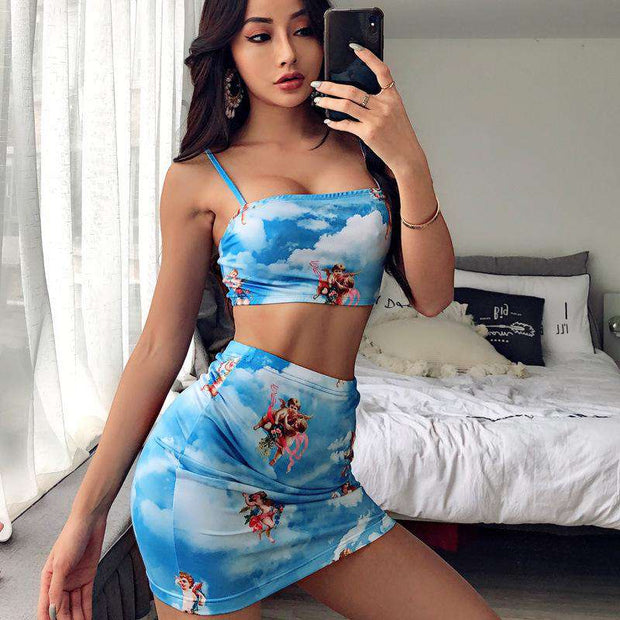 Angels Two Piece Set