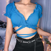 Nera  Crop Top