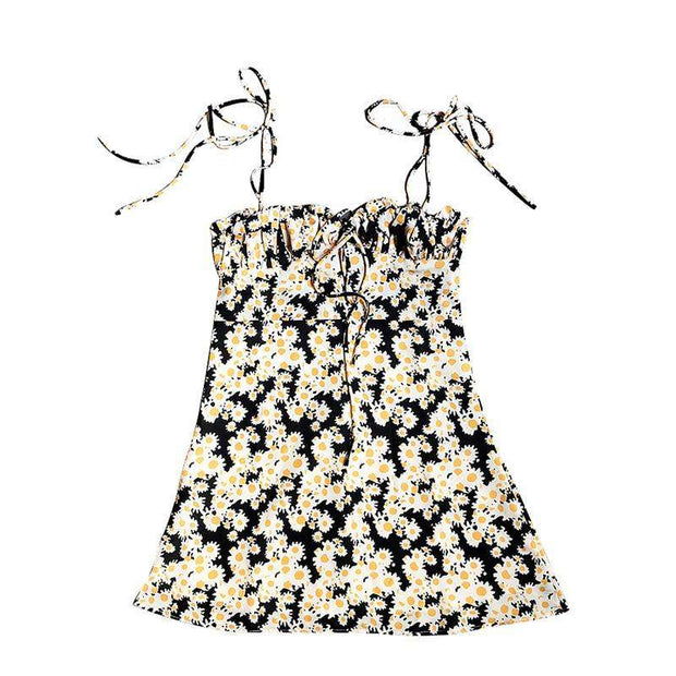 Darla Floral Mini Dress