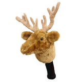 Deer Animal Golf Club Head Cover