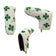 Luck of the Irish Four Leaf Clover Anser Blade Putter Head Cover