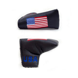 Anser Blade Style Putter Cover USA Flag
