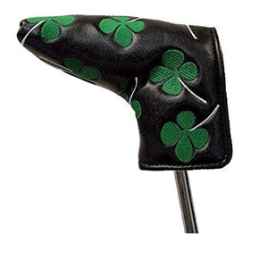 black clover putter cover