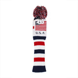Patriot Knit Head Covers