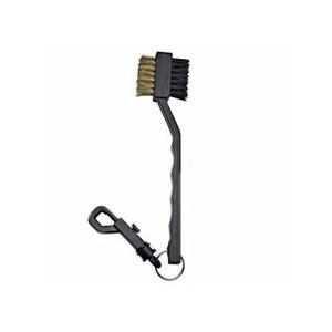 Utility Golf Club Brush with Dual Head