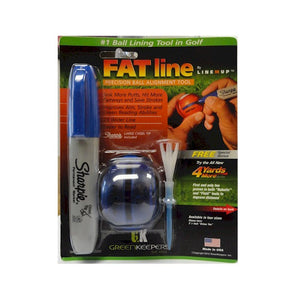 Fat Line Golf Ball Alignment Tool