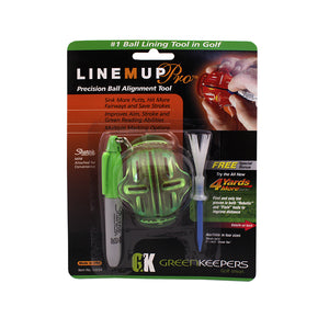 Line M Up Golf Ball Alignment Tool