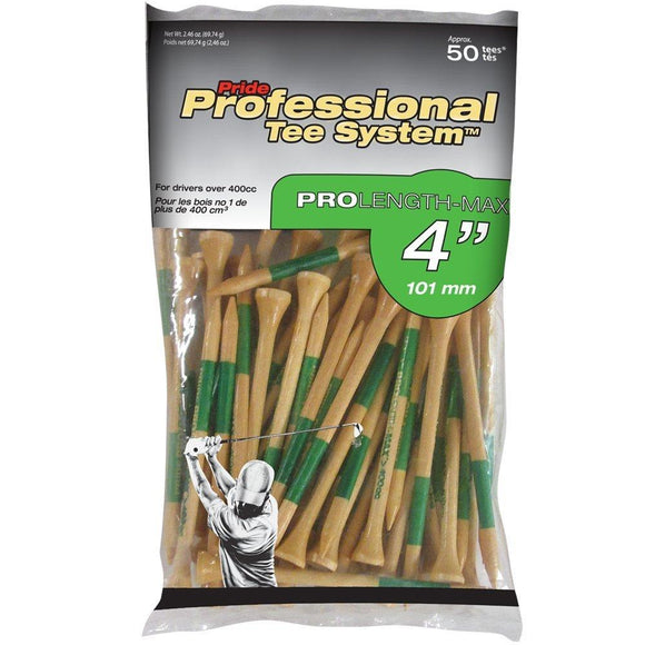 pride professional prolength 4