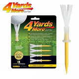 4 Yards More Golf Tee 2 3/4