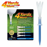 4 Yards More Golf Tee 3 1/4