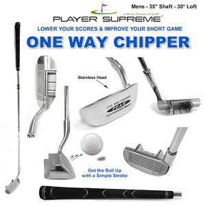 One Way Golf Chipper