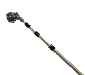 Golf Ball Retriever with Hinged Cup - Available in Various Sizes