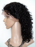 Full Lace Wig Curly 12""