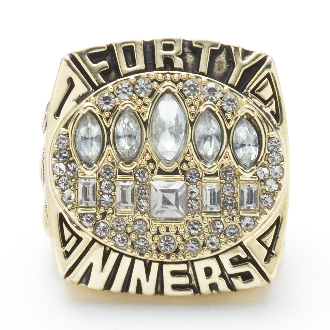 Top NFL 1994 SAN FRANCISCO 49ERS SUPER BOWL XXIX WORLD CHAMPIONSHIP RING  for sale