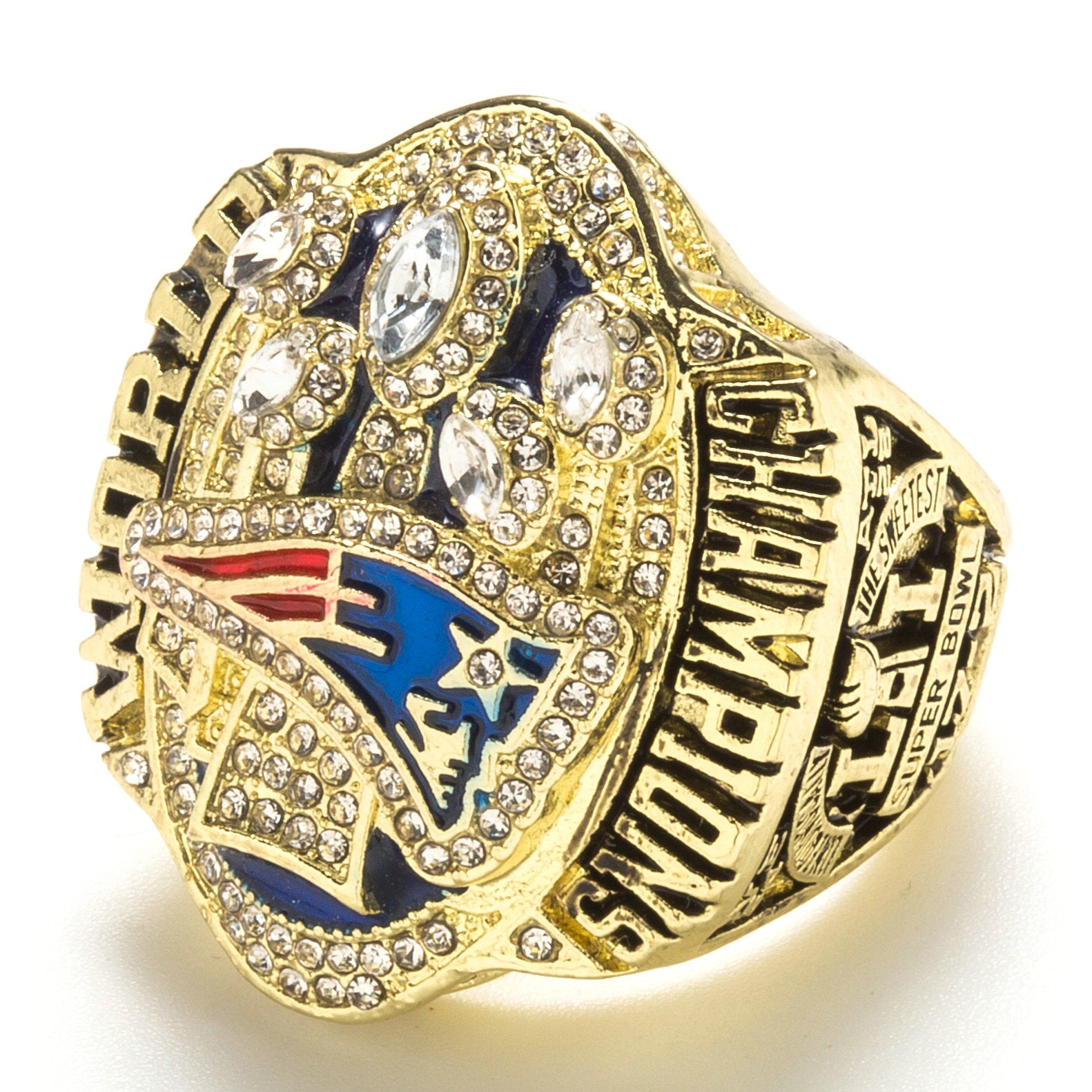 fame sports of family w hall lg letter sid auctioncategory ring rings personal auctions gillman nfl