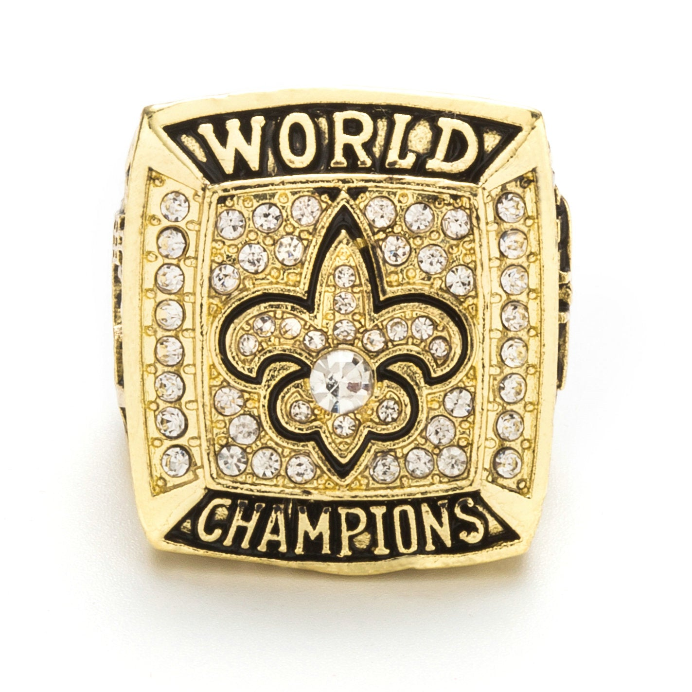 xliv dp sports com outdoors orleans drew ring sz rings new super bowl saints brees amazon