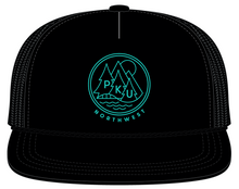 PKUNW Trucker Cap (Black)