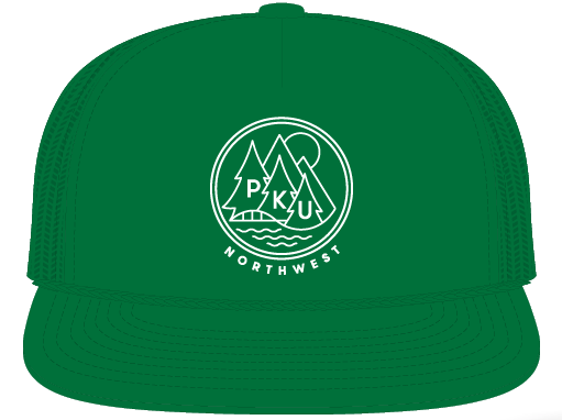 PKUNW Trucker Cap (Green)