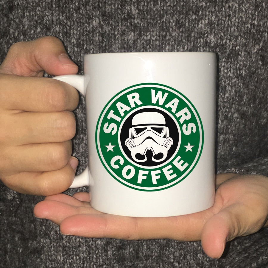Mugs: Star War Coffee Mug