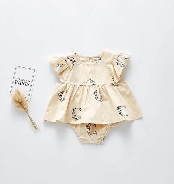 Baby Girl: Clothing Suit Set
