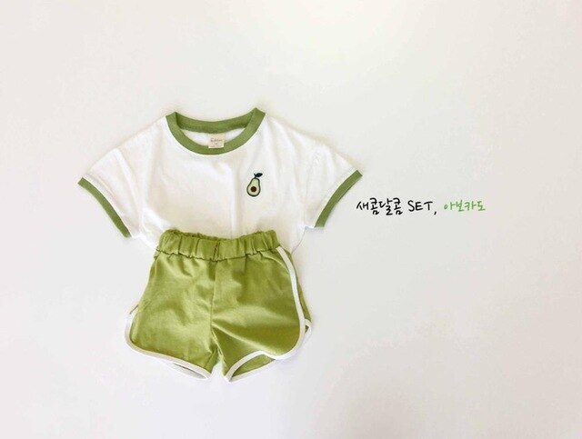 Baby Girl: Korean Cartoon Ensemble
