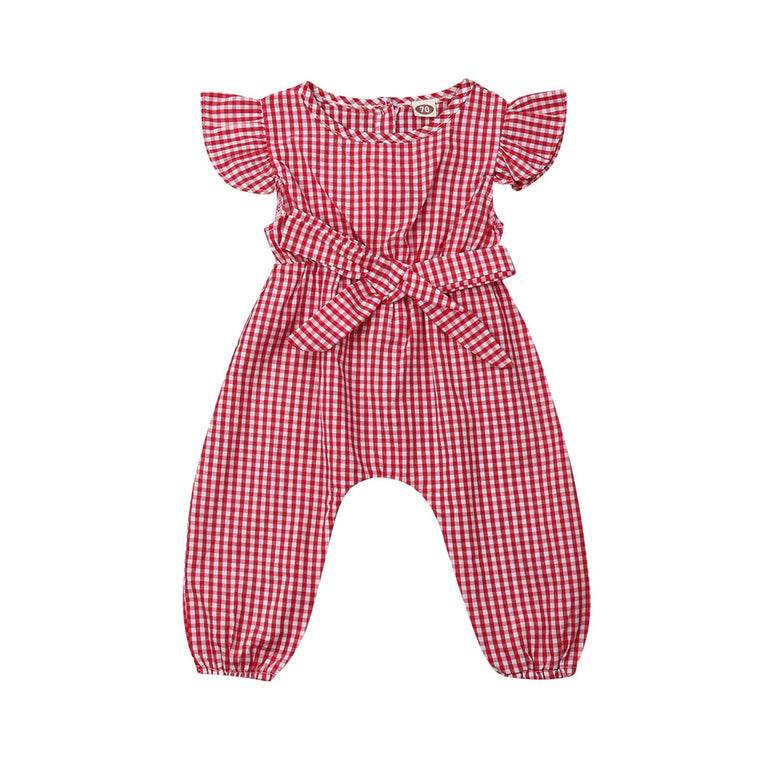 Baby Girl: Toddler Girl Romper