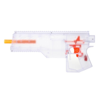 Nerf mod Worker Dominator Blaster Shell (2-colors) - Out of Darts
