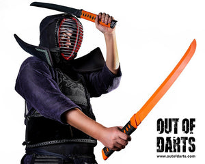 Worker Sock Ninja Battle Sword