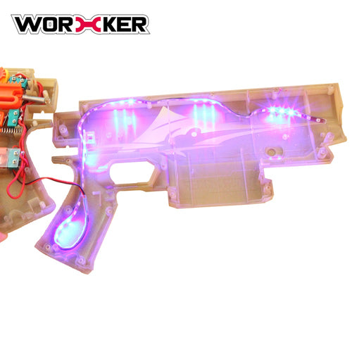 Nerf mod Worker LED Light Kit for Blasters - Out of Darts