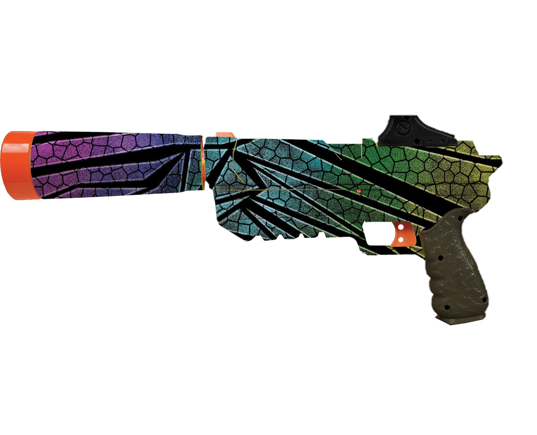 Blastr Wrapz Fortnite SP-L Nerf Skin