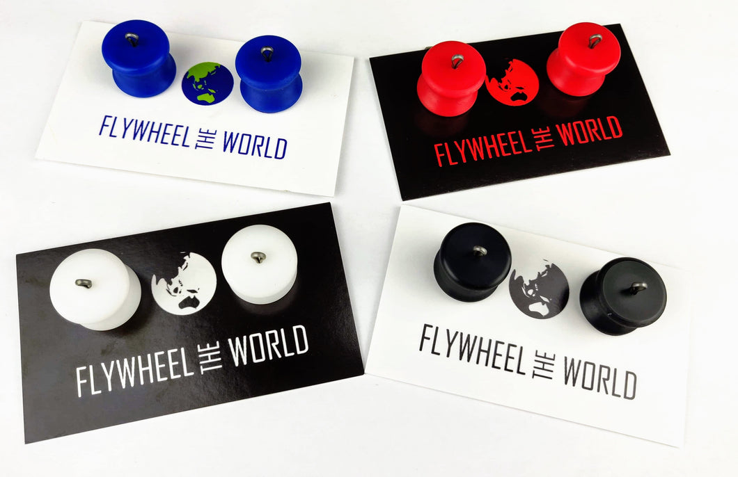 Flywheel the World Micro-Wheels