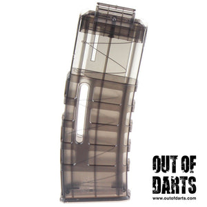 Worker F10555 15-Round Full Length Dart Magazine Clip (multiple colors)