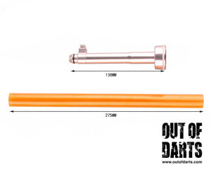 Worker Short Dart Upgrade Tube Kit for Longshot CS-12