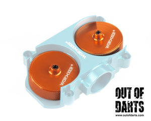 Worker Aluminum Flywheels for Standard Cage (Stryfe / Rapidstrike)
