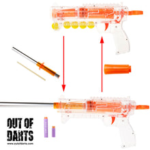 Worker Dart Conversion Kit for Cheetah Blaster (Short + Full Darts)