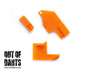 Nerf Rival Perses Switch plate set (REV + FIRE)