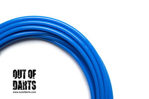 6mm Air Tubing (by the foot) 3 colors