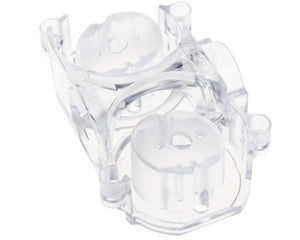 Worker Transparent Standard Flywheel Cage 43.5mm (Stryfe/Rapidstrike)