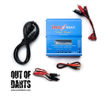 Nerf mod iMax B6AC LiPo Charger with US plug - Out of Darts